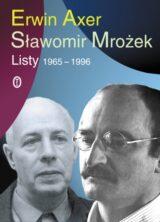 Książka Listy 1965–1996