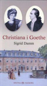 Książka Christiana i Goethe