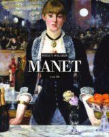 Książka Wielcy malarze. Tom 29. Manet