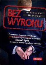 Książka Bez wyroku