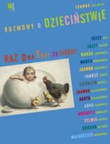 Książka Rozmowy o dzieciństwie