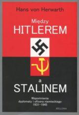 Książka Między Hitlerem a Stalinem