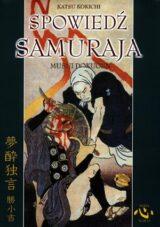 Książka Spowiedź Samuraja