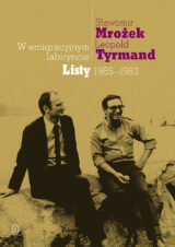 Książka W emigracyjnym labiryncie. Listy 1965-1982