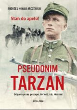 Książka Pseudonim Tarzan