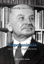 Książka Wspomnienia wraz z kompletną bibliografią autora