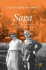 Książka Saga, czyli filiżanka, której nie ma