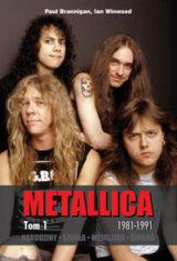 Książka Metallica. Tom I