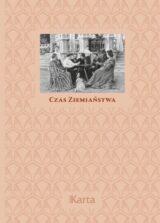 Książka Czas ziemiaństwa