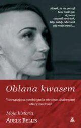 Książka Oblana kwasem