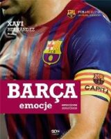 Książka Barça. Emocje