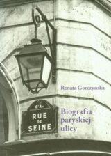 Książka Rue de Seine Biografia paryskiej ulicy