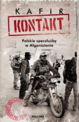 Książka Kontakt. Polskie specsłużby w Afganistanie