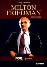 Książka Milton Friedman