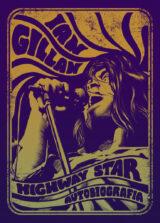 Ian Gillan. Highway Star. Autobiografia