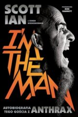 Książka I'm the Man. Autobiografia tego gościa z Anthrax