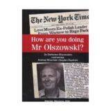 Książka How are you doing mr Olszowski