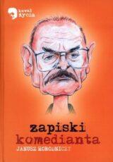Książka Zapiski komedianta