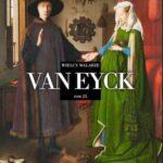 Wielcy Malarze. Tom 25. Van Eyck