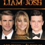 """Jennifer, Liam i Josh. Nieautoryzowana biografia gwiazd serii """"Igrzyska śmierci"""""""