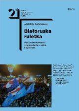 Książka Białoruska ruletka