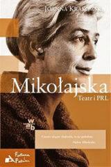 Książka Mikołajska. Teatr i PRL