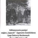 """Odkłamywanie pamięci majora """"Łupaszki"""""""