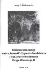 """Książka Odkłamywanie pamięci majora """"Łupaszki"""""""
